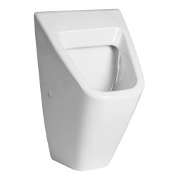 Urinal with automatic flush concealed VILA for collectivities