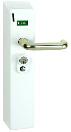 Access control : coin operated door handle