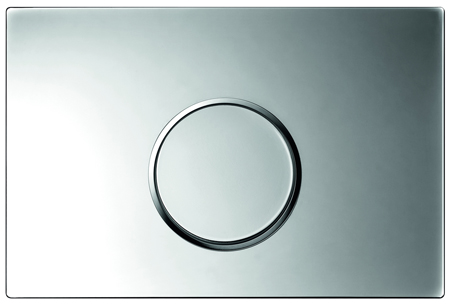 Plaque-WC-HYGISEAT-chrome-mat
